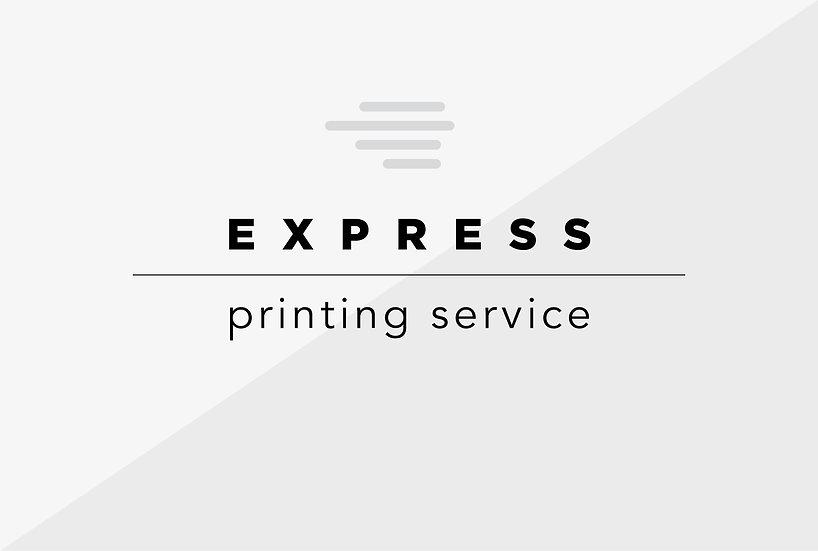 Express Printing Service