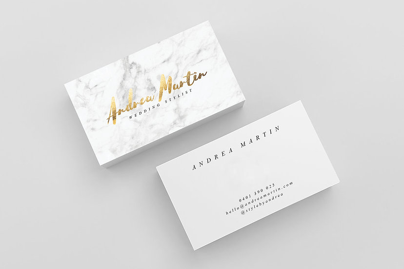 Business Cards - DK038