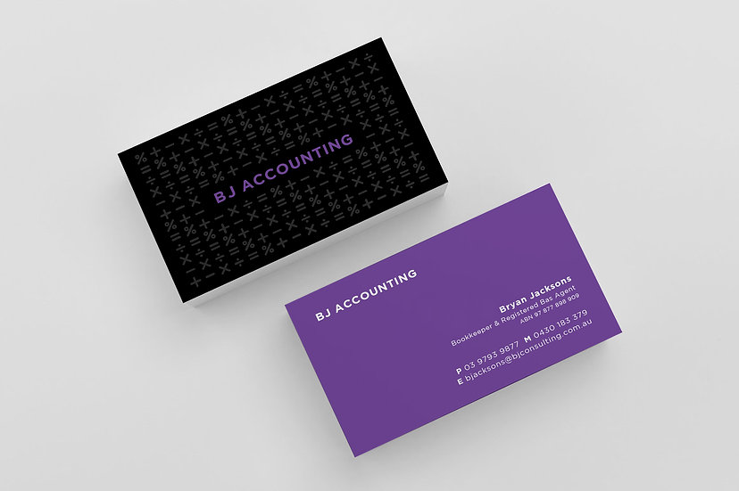 Business Cards - DK042