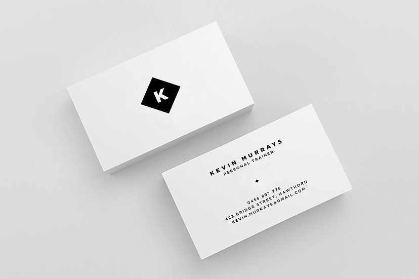Business Cards - DK006