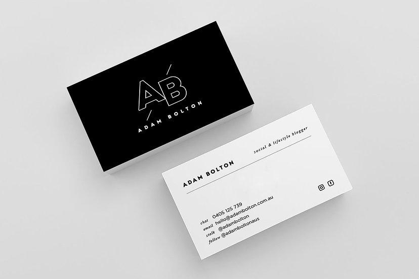 Business Cards - DK028