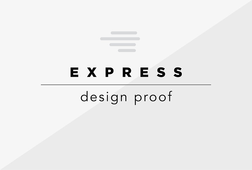 Express Design Proof