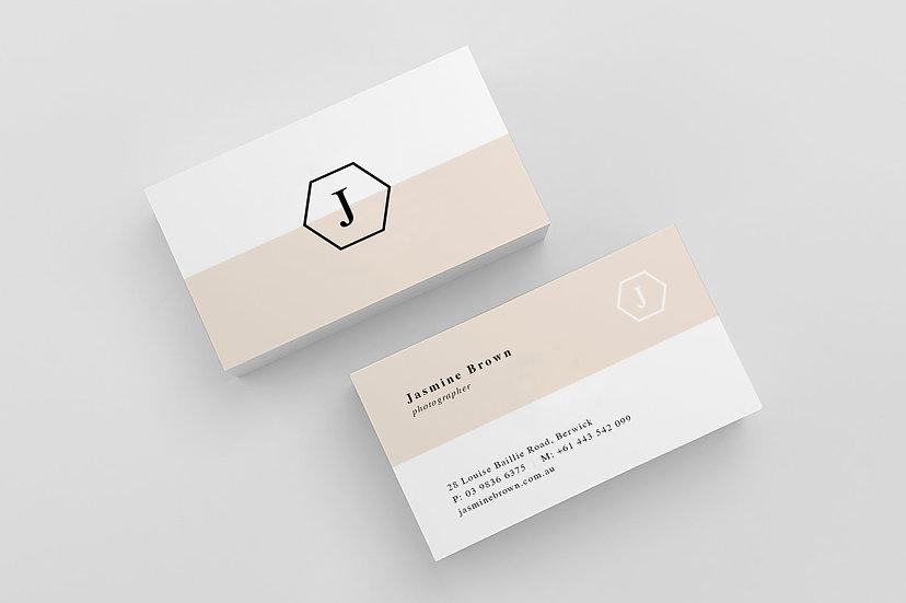 Business Cards - DK005