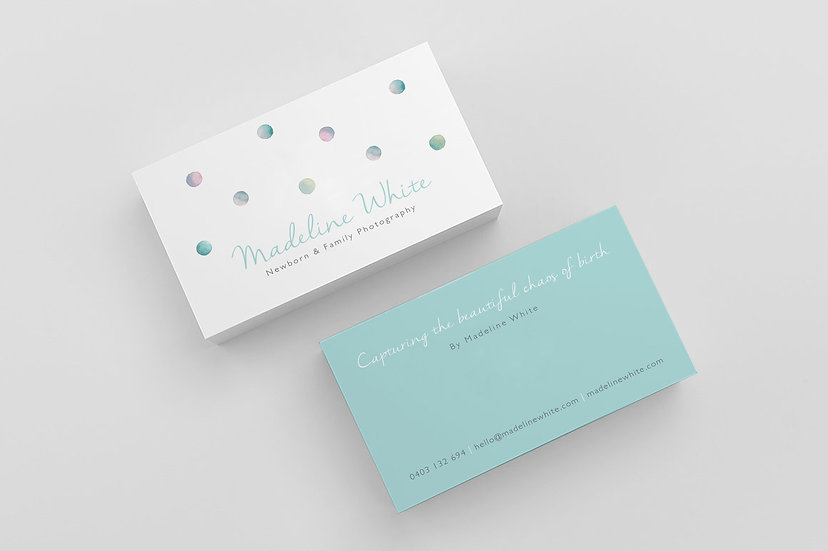 Business Cards - DK013