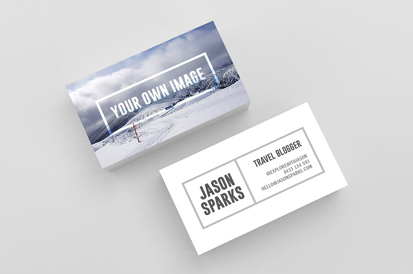 Business Cards - DK040