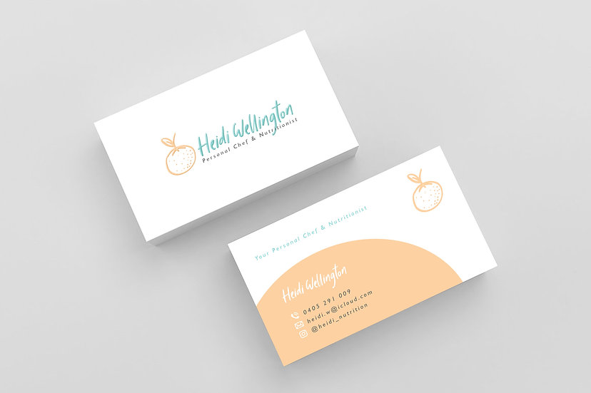 Business Cards - DK037