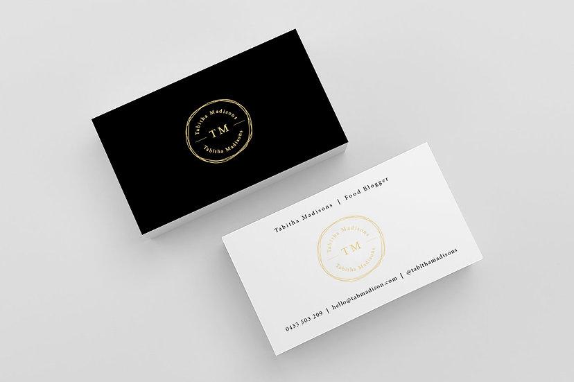 Business Cards - DK029