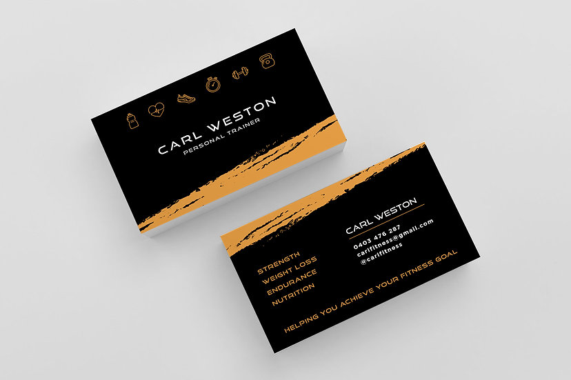 Business Cards - DK017