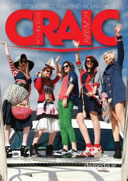 What's The Craic?