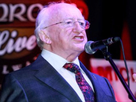 Michael D. Is seekingforre-election | The first presidentialselfnomination in history of politics