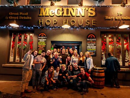 Going Home this Christmas | Nollaig Shona Daoibh | McGinn's