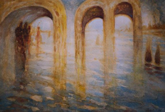 Wading Through the Crypt