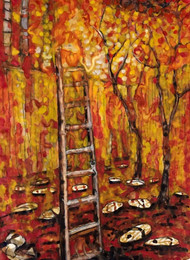 Burning Ladder