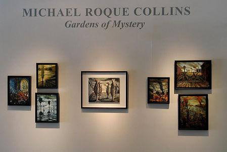 Gardens of Mystery, LewAllen Galleries, 2004