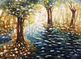 Running From the Illuminant