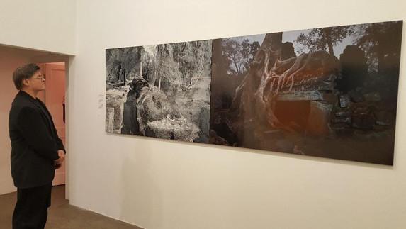Tieken Gallery LA, 2018 Los Angeles, CA