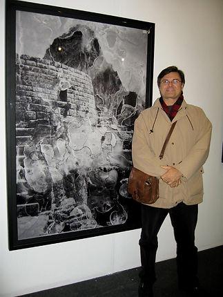 Museo de La Nacion - Group Exhibit, Lima, Peru, 2007