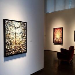Venetian Series, 2015 LewAllen Galleries, Santa Fe, NM