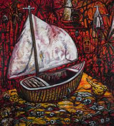 Sailing with Yellow Bird