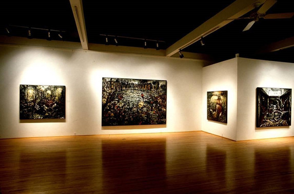 Virginia Miller Galleries, 1998 - 1999 Miami, FL