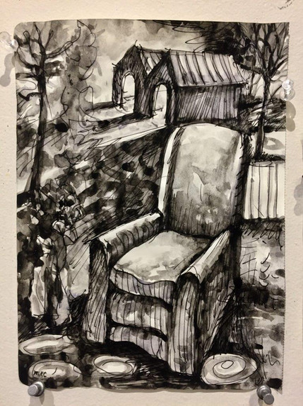 Weeping Chair