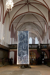Sojourns in the Shadowlands, 2008 Monkskirche Museum, Salzwedel, Germany