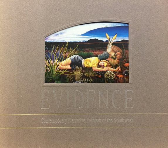 Evidence - Contemporary Narrative Painters of Southwest, 1989 San Antonio Museum of Art, Texas