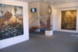Ritual of Memory, LewAllen Galleries, 2004