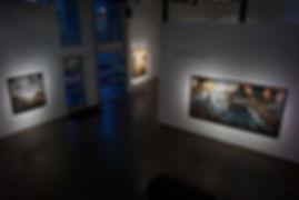 Beyond Earth's Rhythms, LewAllen Galleries, 2013
