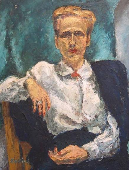 Portrait - Ruth Uhler