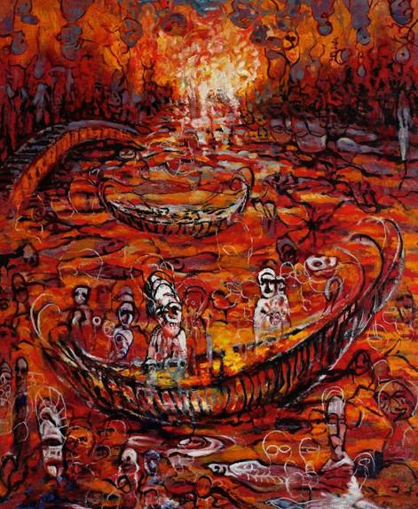 Bridge Beyond the Lake Of Fire