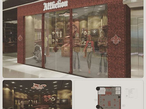 Affliction cloth Project