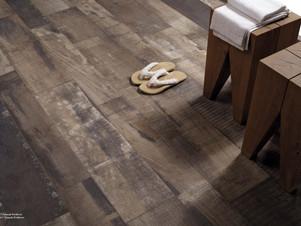 Pattern Floor Tiles