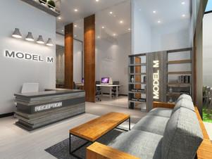 Model Agency Office