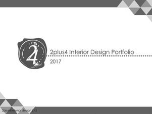 2plus4 Interior Design Ltd profilio