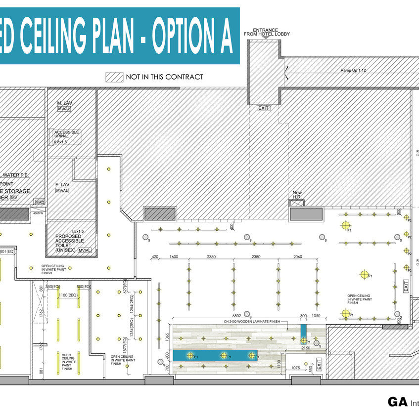 06-Proposed Ceiling Plan A