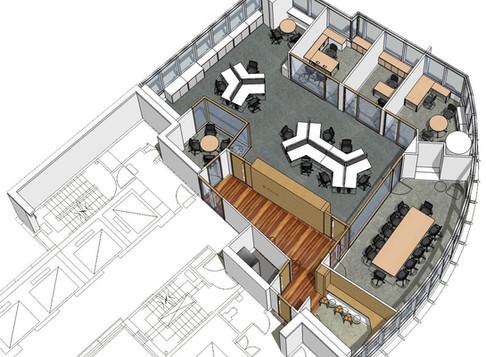 Office design 辦公室設計