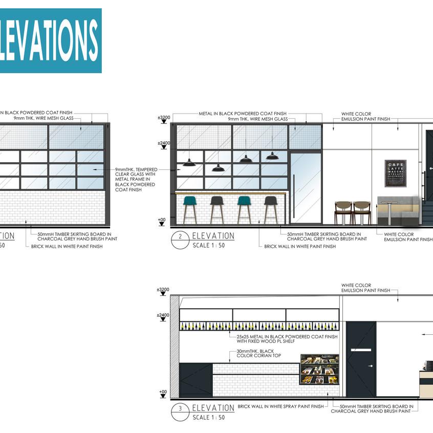 Internal Elevation EL-01