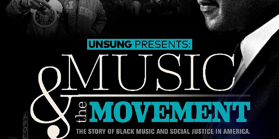 Music and the Movement: the story of Black music and social justice in America