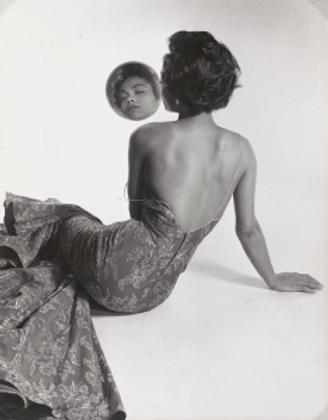 Philipe-Halsman-Eartha-Kitt-1954-Gelatin