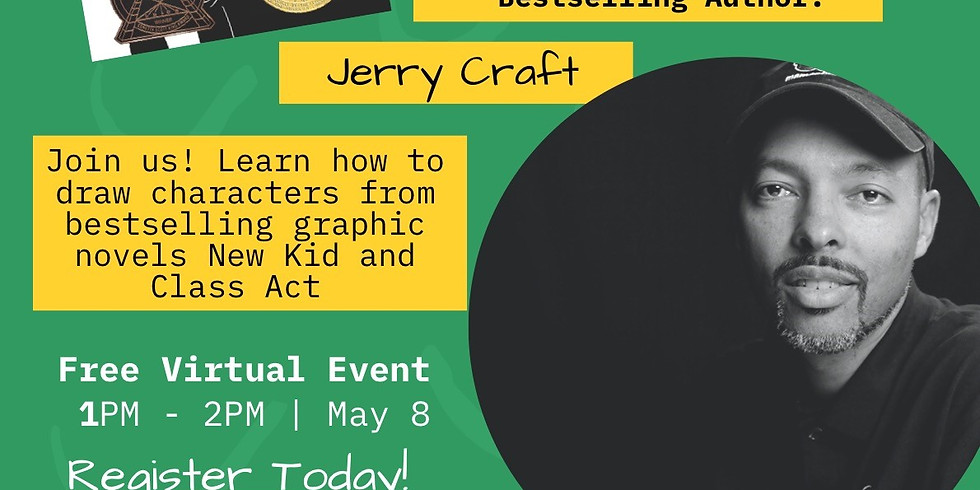 Courageous Creations with Jerry Craft