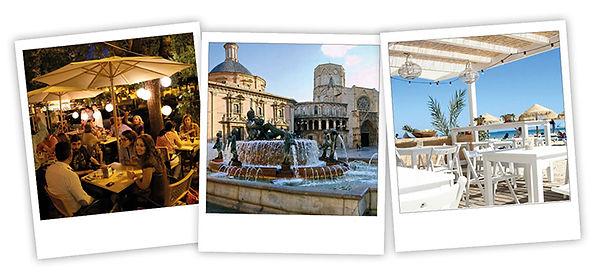 Valencia City and Beach Hola Valencia Holiday Apartments