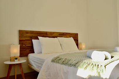 Bedroom Hola Valencia Holiday Apartment 1