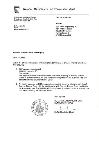 2021-01-29 Statement EBT swiss engineeri