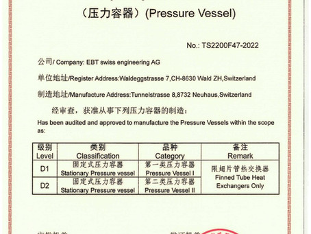 Chinese Certification passed