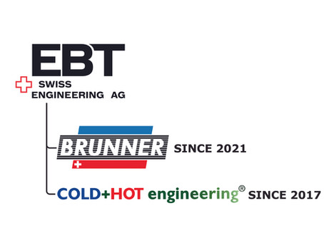 EBT has taken over the entire inventory of former Brunner Thermo GmbH