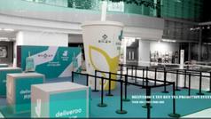 Deliveroo X Ten Ren Tea Promotion Event