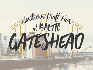 Northern Craft Fair - Gateshead