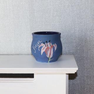 Freya's flower pot