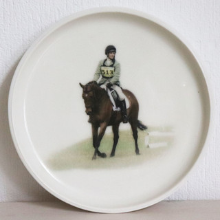 Eventing photograph in colour